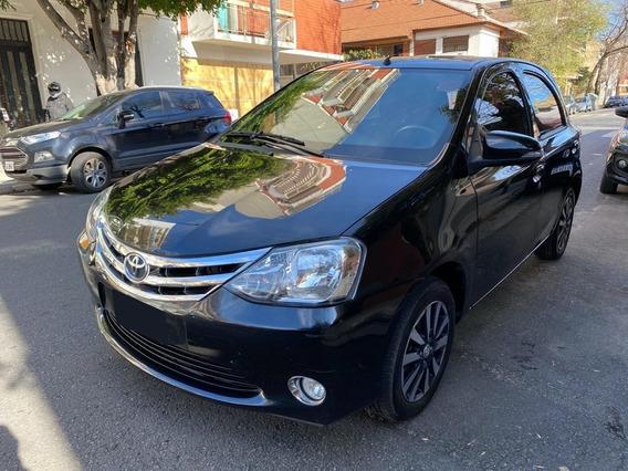 Toyota Etios 1.5 Platinum Mt 5p 2015 51000kms