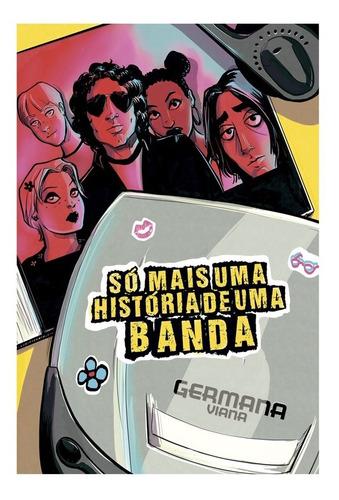 Só Mais Uma História De Uma Banda Quadrinhos Independentes