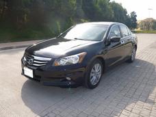 Honda Accord 3.5 Ex Sedan V6 Piel Abs Qc Cd Aut
