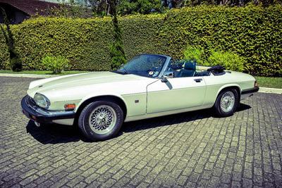 Jaguar Xjs V12 1989