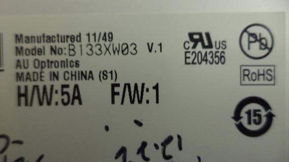 Tela Sony Vaio Vpcsc - Pcg4121bl - B133xw03 V.1- Vide Nota