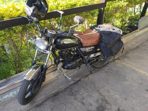 Suzuki Intrunder 125