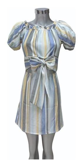 Vestido Casual By London Fashion V90-19