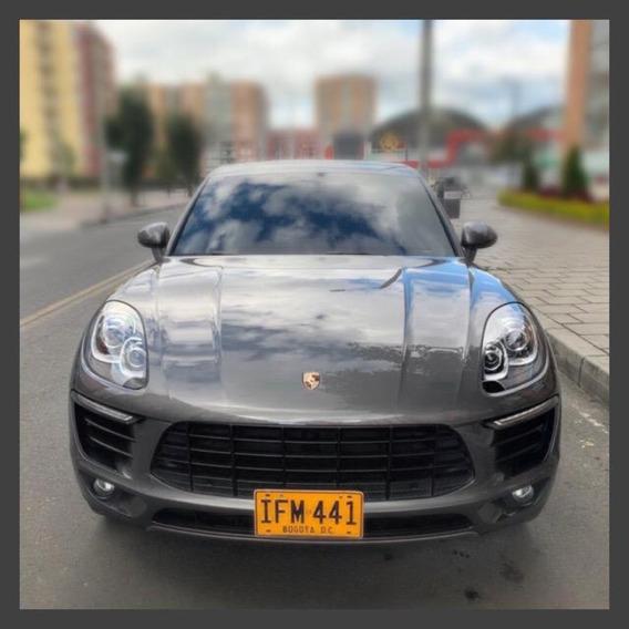 Porsche Macan Macan S 2015