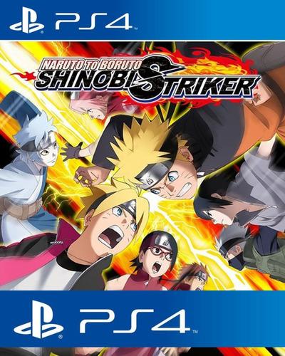 Imagen 1 de 10 de Naruto To Boruto Shinobi Striker Ps4