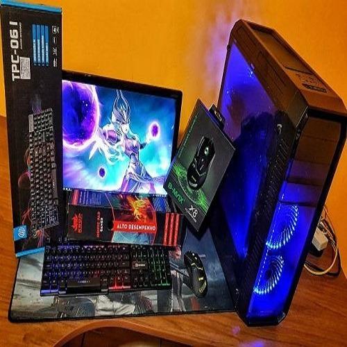 Computador Gamer De Entrada
