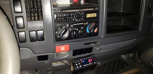 Camion Nhr  Alpha Motor 3000 Con Furgon Refigerado Y Manpara