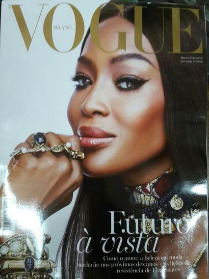 Revista Vogue Brasil Ed 496 Dezembro/2019