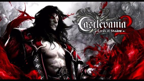Castlevania: Lords Of Shadow 2- Pc(computador) Original