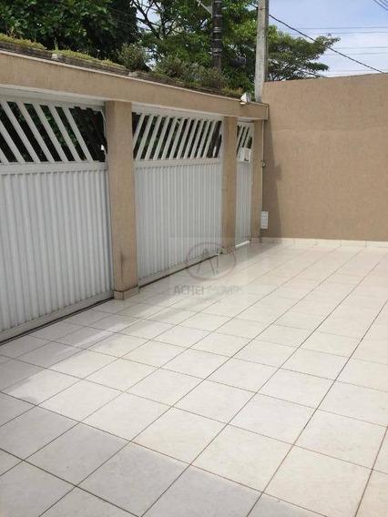 Casa Com 3 Dormitórios À Venda, 120 M² Por R$ 550.000,00 - Jardim Independência - São Vicente/sp - Ca1429