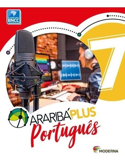 Livro Araribá Plus Português 7 Editora Moderna