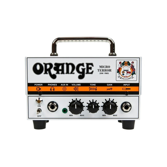 Amplificador Head Orange Mt-20 Micro Terror 20