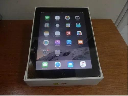 iPad 2 32gb Wifi Apple Preto Tablet