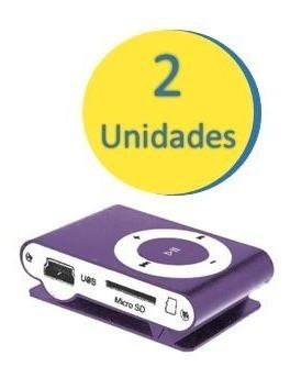 Mp3 Electronico Digital Unidad De Micro Sd Y Mini Usb Audifo