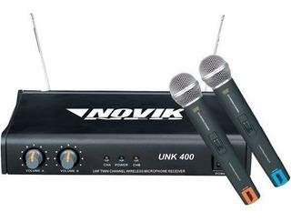 Microfono Novik Unk450