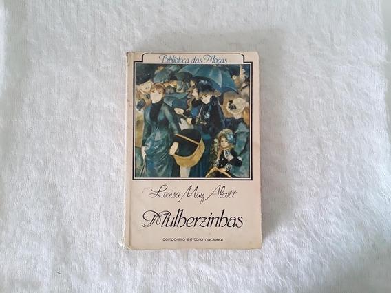 Livro Louisa May Alcott - Mulherzinhas