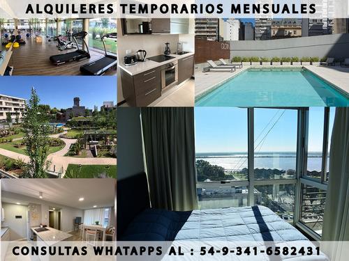 Departamentos Alquiler Temporario Premium Rosario