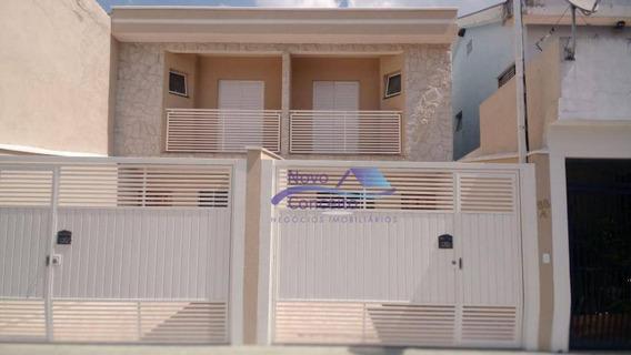 Sobrado Com 2 Dormitórios À Venda, 80 M² Por R$ 430.000 - Vila Carrão - São Paulo/sp - So0071