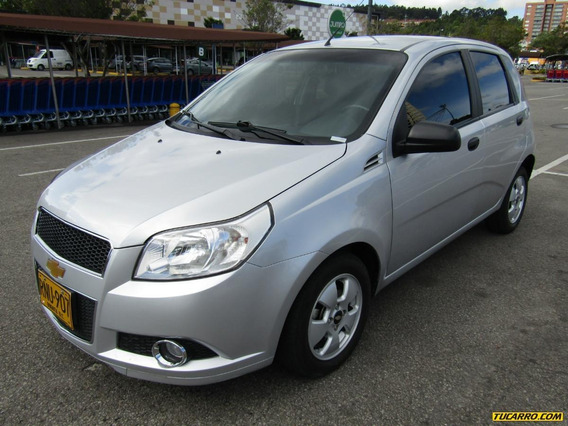 Chevrolet Aveo Emotion Gt At 1600cc Aa