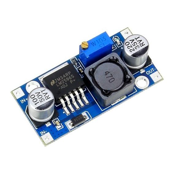 Regulador Tensão Lm2596 Step Down