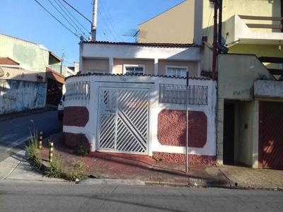 Vende-se Casa Terrea No Bairro Vila Rosa Em Sao Bernardo Do Campo - V-29515