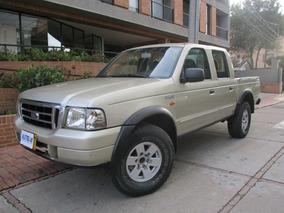 Ford Ranger Mt 4x4 2600cc