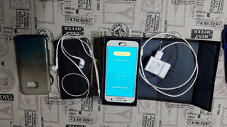 Samsung S7 Usado Impecable 32gb Memoria 4gb Ram Blanco