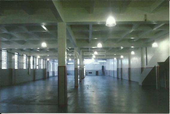 Galpão Para Aluguel Em Vila Antonieta - Ga001540