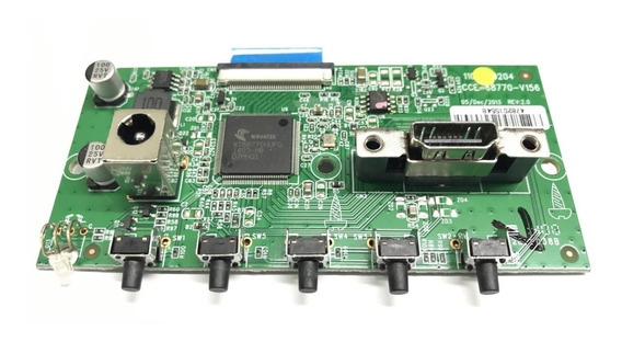 Placa Monitor Cce 68770-v156 Mc1505