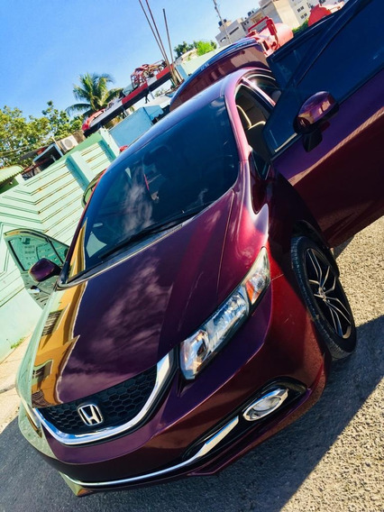 Honda Civic 2013 Clean Carfax New Oportunidad