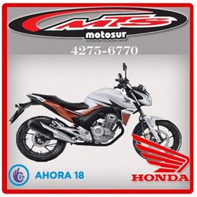 Honda Twister Cbx 250 Pre Venta 2017 Nueva 0 Km Moto Sur