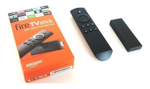 Fire Tv Stick Amazon (envio Gratis) + 1 Mes De Morro Tv