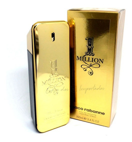 Paco Rabanne One 1 Million 100ml Masculino + Amostra