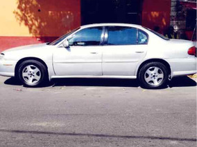 Chevrolet Malibu Ls Sedan V6 At 2002 Autos Y Camionetas