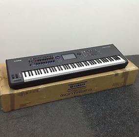 Teclado Sintetizador Yamahamontage 8 88 Teclas