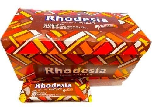 Rhodesia Chocolate Promocion X36un. - Barata La Golosineria