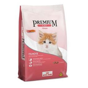 Ração Royal Canin Premium Cat - Para Gatos Filhotes - 1kg.