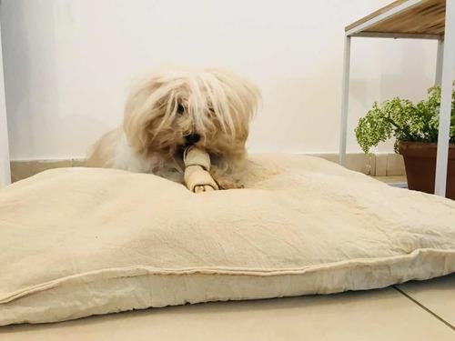 Almohadón Y Funda Para Mascotas Talle L