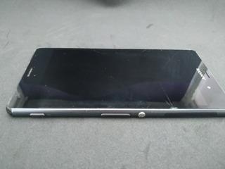 Sony Xperia Z3 Dual Com Smartband - Precisa Trocar O Touch