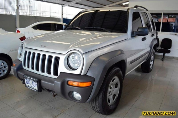 Jeep Cherokee Sincronico