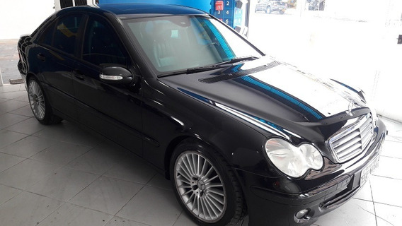 Mercedes C180k 2005 Blindada