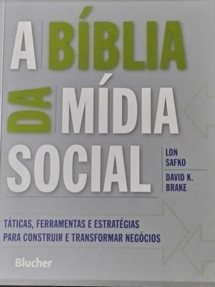 Livro A Bíblia Da Mídia Social