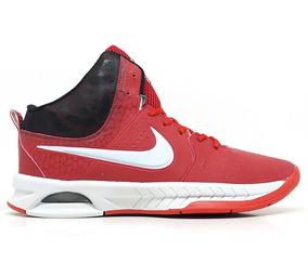 Tênis Nike Air Visi Mid Pro 6 Vermelho