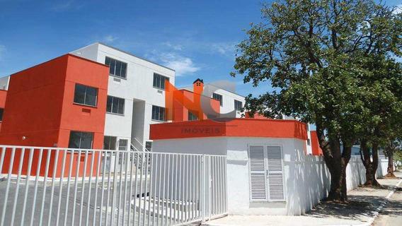 Apartamento Com 2 Dorms, Jardim Palmares, Nova Iguaçu - R$ 129 Mil, Cod: 679 - V679