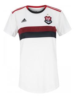 Camiseta Feminina Do Flamengo 19-20 Envio Imediato