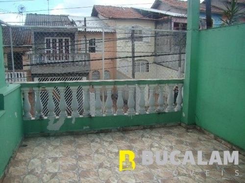 Imagem 1 de 15 de Casa Para Venda No Jardim Henriqueta - 2047