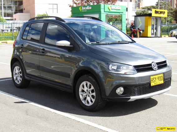 Volkswagen Cross Fox Mt 1600cc Aa
