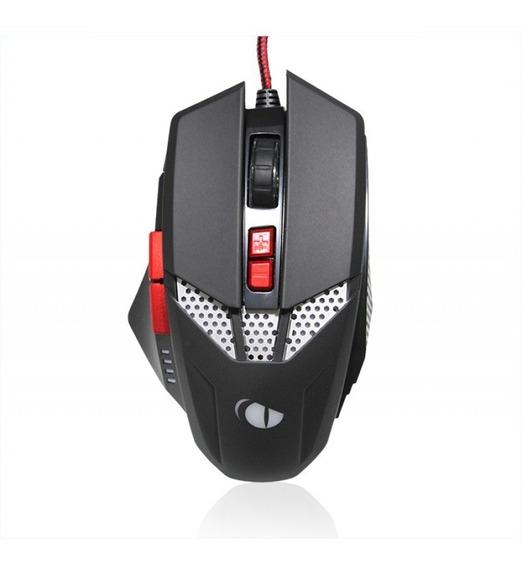 Mouse Gamer Predator 8 Botões Leadership 6782 !!!oferta!!!