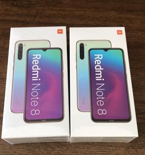 Xiaomi Redimi Note 8 64gb Memória 4gb Ram