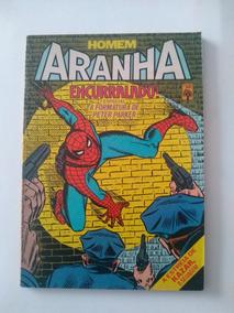 Homem-aranha Nº 3 - 1983 - Ed. Abril - Rara - !!!